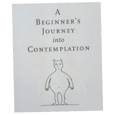 Mini Book: A Beginner's Journey into Contemplation - $1.50
