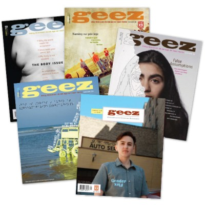 IDENTITY SET (5 issues) – $35