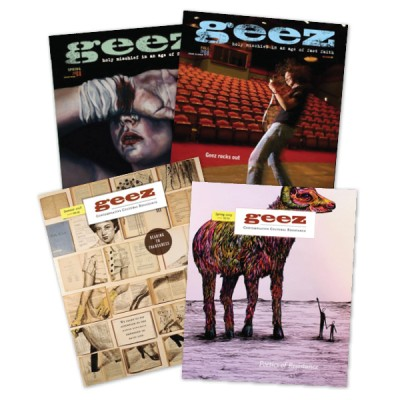 MEDIA SET (4 issues) – $30