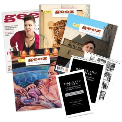 NEW PARENT SET (4 issues and calendar) – $40