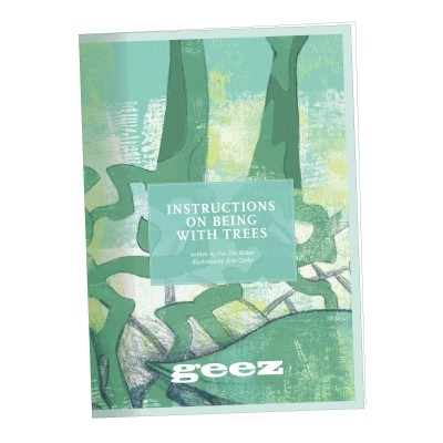 Booklet: Instructions on Being with Trees - $7