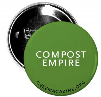 Compost Empire Pin – $1